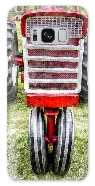 John Deere Galaxy Case - Vintage International Harvester Tractor by Edward Fielding