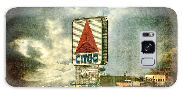 Vintage Kenmore Square Citgo Sign - Boston Red Sox Galaxy Case