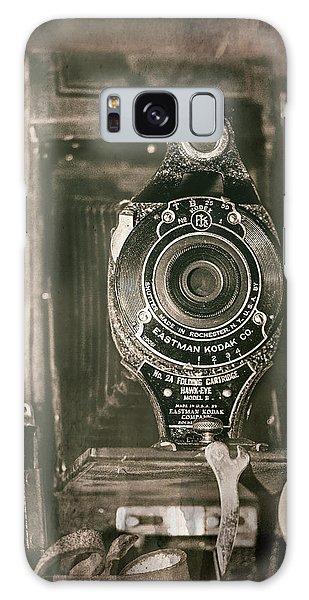 Vintage Kodak Camera Galaxy Case