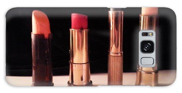 Vintage Lipsticks #2 Galaxy Case