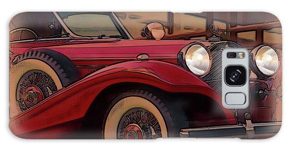 Vintage Mercedes Galaxy Case