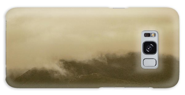 Pass Galaxy Case - Vintage Mountains Covered By Cloud by Jorgo Photography - Wall Art Gallery