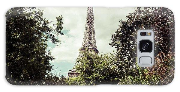 Vintage Paris Landscape Galaxy Case