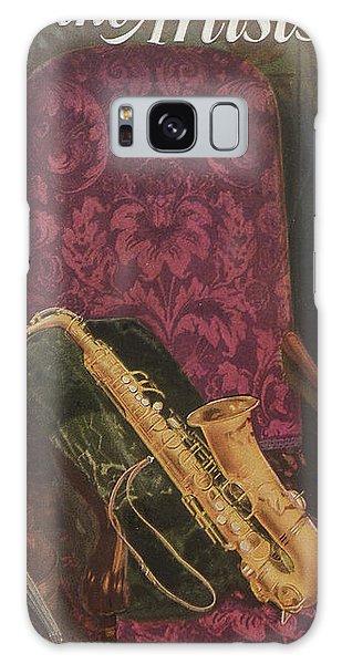Vintage Poster Galaxy S8 Case