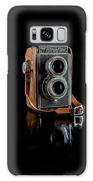 Vintage Ricohflex Camera Galaxy Case