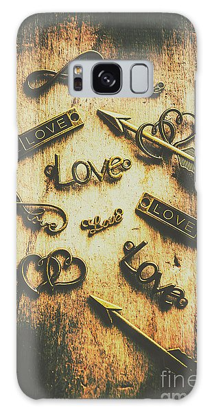 No-one Galaxy Case - Vintage Romance by Jorgo Photography - Wall Art Gallery