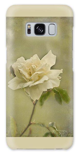 Vintage Rose Galaxy Case by Jacqi Elmslie