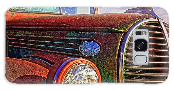 Vintage Rust N Colors Galaxy Case