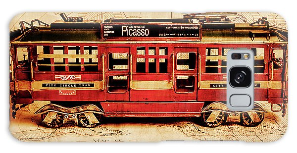 Victoria Galaxy Case - Vintage Scenes From Old Victoria by Jorgo Photography - Wall Art Gallery