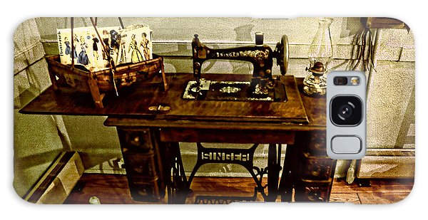 Vintage Singer Sewing Machine Galaxy Case