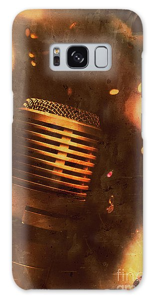 Musical Galaxy Case - Vintage Sound Check by Jorgo Photography - Wall Art Gallery