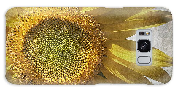 Vintage Sunflower Galaxy Case