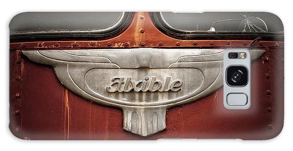 Vintage Tour Bus Galaxy Case