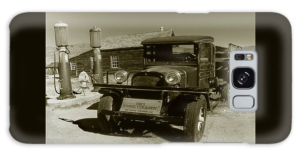 Old Truck 1927 - Vintage Photo Art Print Galaxy Case