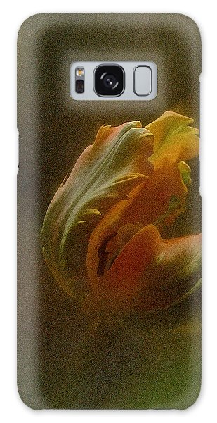 Vintage Tulip March 2017 Galaxy Case by Richard Cummings