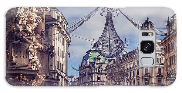 Vintage Vienna Galaxy Case by Carol Japp