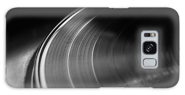 Vinyl Record And Turntable Galaxy Case by Angelo DeVal