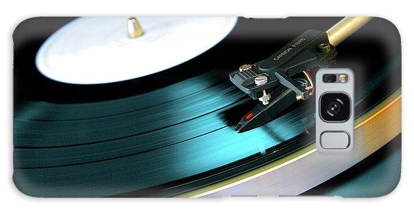 Record Galaxy Case - Vinyl Record by Carlos Caetano