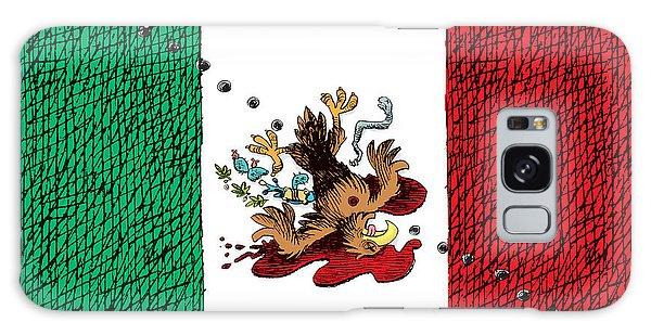 Violence In Mexico Galaxy Case