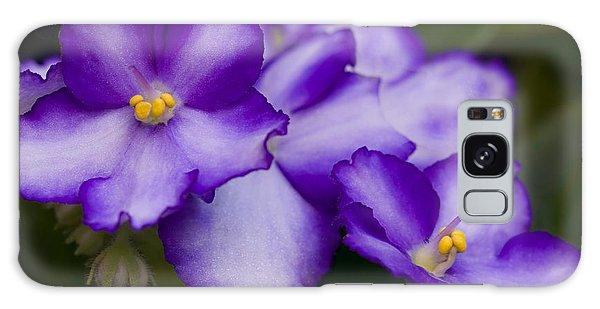 Violet Dreams Galaxy Case