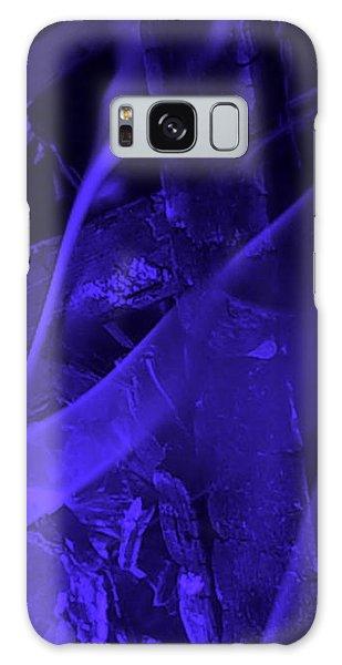 Galaxy S8 Case - Violet Shine I by Orphelia Aristal