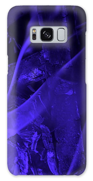 Violet Shine I Galaxy Case