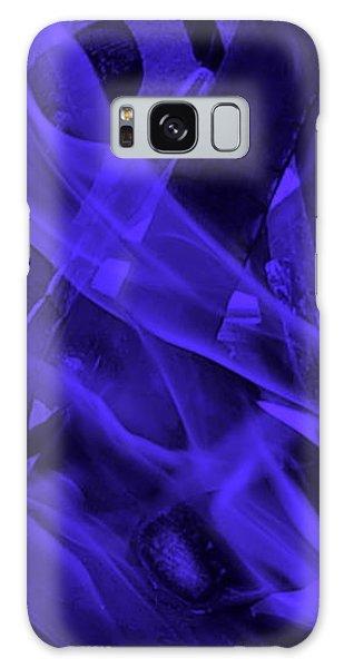Galaxy S8 Case - Violet Shine I I by Orphelia Aristal