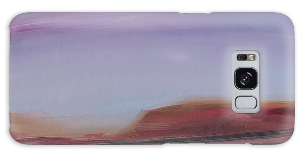 Violet Skies Galaxy Case