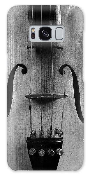 Violin # 2 Bw Galaxy Case