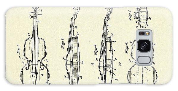 Violin Galaxy Case - Violin-1921 by Pablo Romero