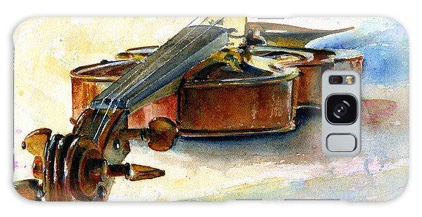 Violin 2 Galaxy Case