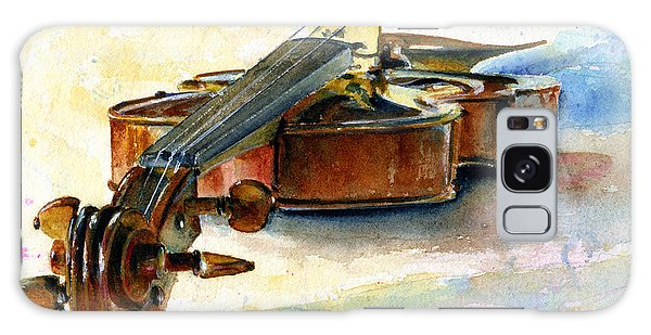 Violin 2 Galaxy Case by John D Benson