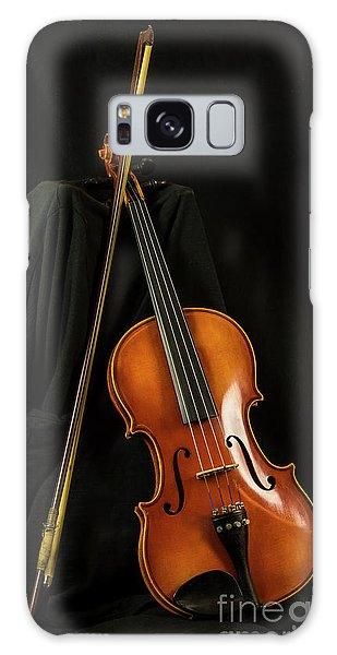 Violin And Bow Galaxy Case
