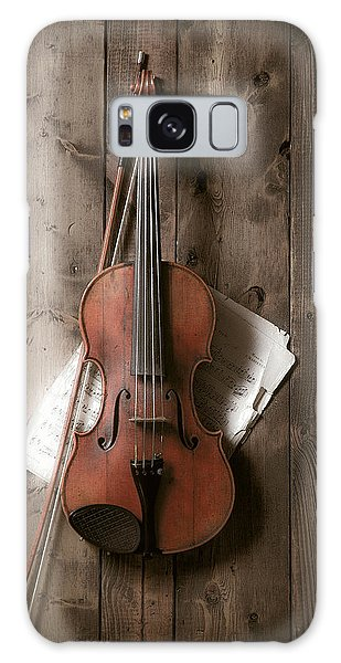 Still Galaxy Case - Violin by Garry Gay