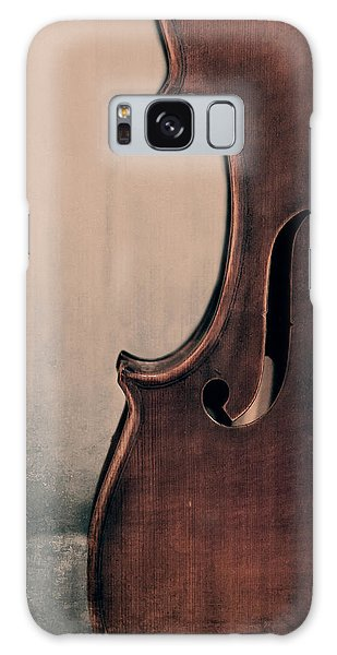 Violin Galaxy Case - Violin Portrait  by Emily Kay