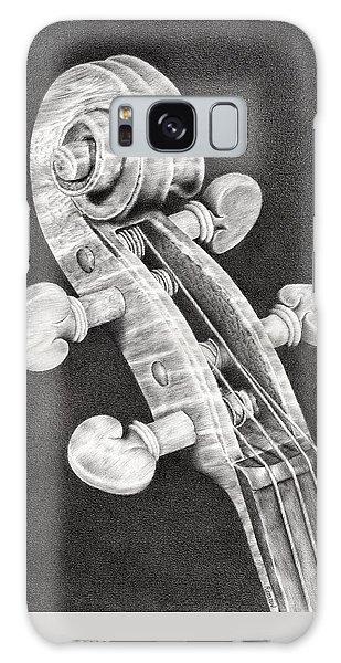Violin Scroll Galaxy Case by Remrov