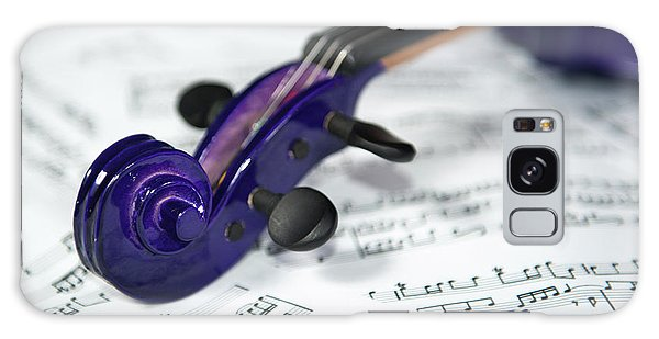 Violin Tuning Pegs  Galaxy Case