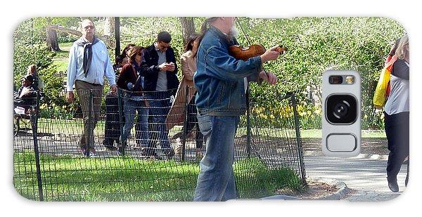 Violinist Galaxy Case