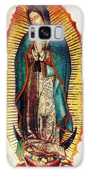 Virgen De Guadalupe Galaxy Case