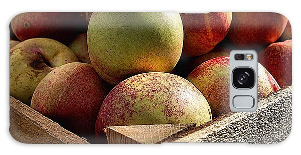 Virginia Apples  Galaxy Case by John S