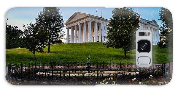 Virginia Capitol Building Galaxy Case