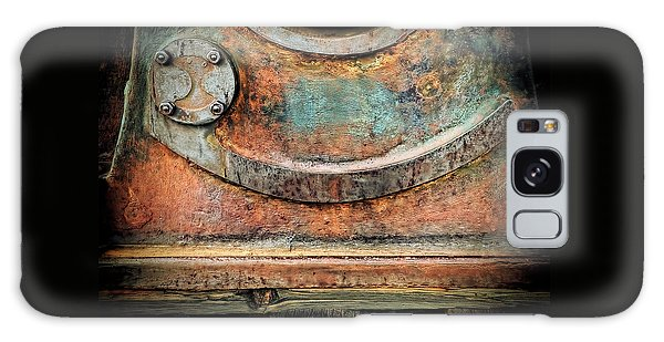 Virginia City Rust Galaxy Case by Steve Siri