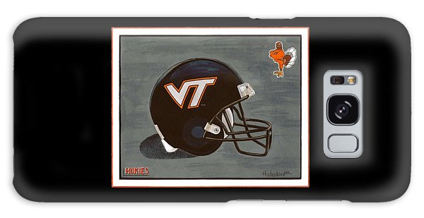Virginia Tech T-shirt Galaxy Case