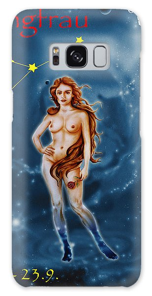 Galaxy Case - Virgo And The Stars by Johannes Margreiter