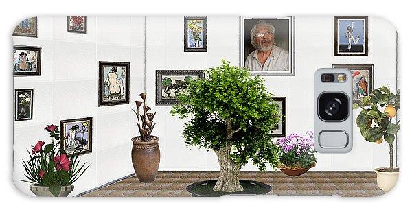 Virtual Exhibition -  Bonsai 13 Galaxy Case by Pemaro