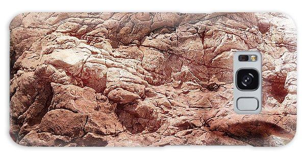 Visceral Mountain Man Galaxy Case by Beto Machado