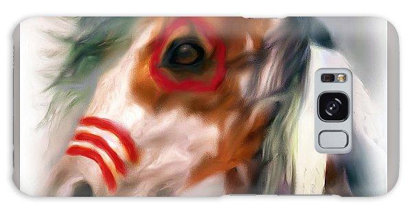 Visionary War Horse Galaxy Case