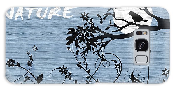 Song Birds Galaxy Case - Visit Nature by Dan Sproul