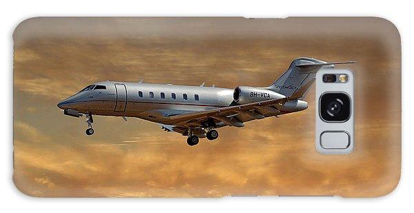 Jet Galaxy Case - Vista Jet Bombardier Challenger 300 2 by Smart Aviation