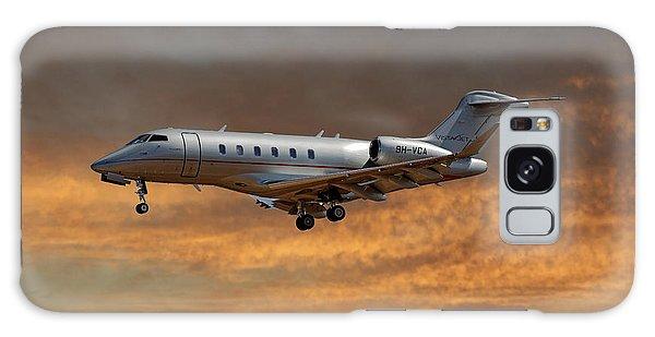 Jet Galaxy Case - Vista Jet Bombardier Challenger 300 3 by Smart Aviation